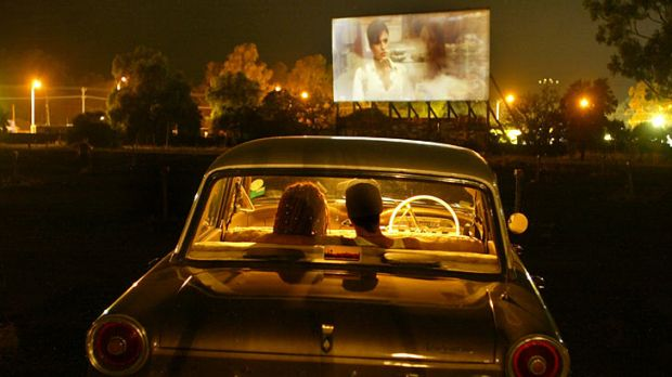 A purpose-built drive-in cinema at Hamilton will show six movies at the Brisbane International Film Festival.