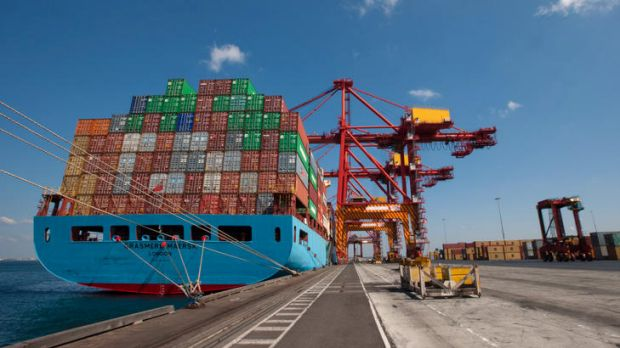 At least half of $150 million in savings targeted by Asciano in the next five years is slated to come from the ports ...