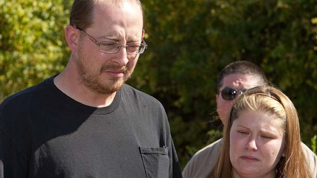Jeremy Irwin and Deborah Bradley say police told them they were suspects.