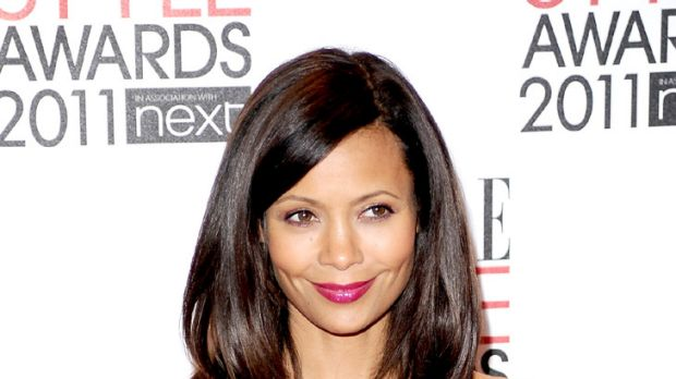 The colour of success? ... Thandie Newton doesn't let ethnicity define her.