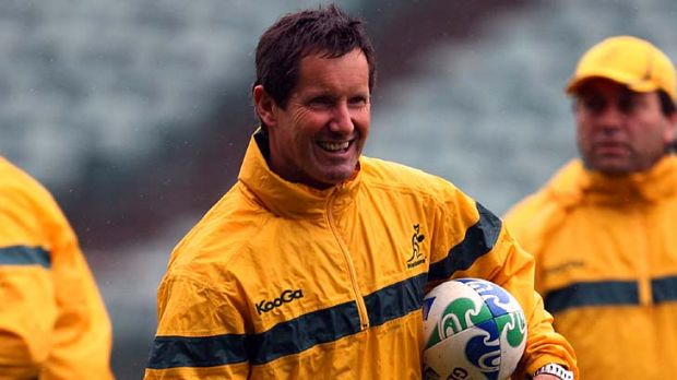Outcast: Robbie Deans was overlooked by New Zealand, but has shone for Australia.