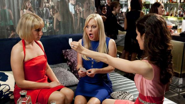 Me? Loose?: As a promiscuous woman looking for love,  Anna Faris fights to be funny in the laboured rom-com <i>What's ...