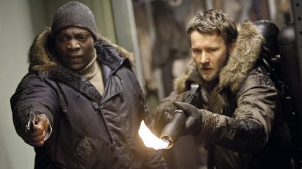 Also in cinemas ... Joel Edgerton in <i>The Thing</i>.