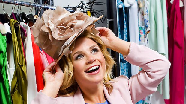 Up-for-anything ... Emma Freedman.