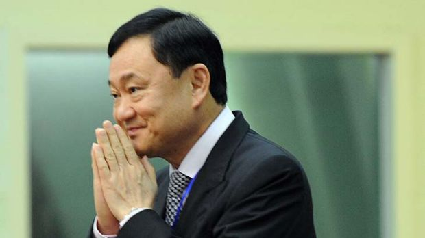 """Those who are addicted to power will do anything to obtain power"" ... Former Thai Prime Minister Thaksin Shinawatra."