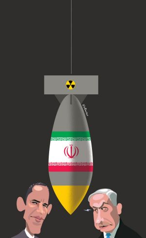 What if force is the only way to block Iran from gaining nuclear weapons?