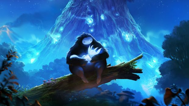 <i>Ori and the Blind Forest</i> is as visually striking as it is touching.