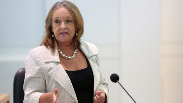 """ACT Police Minister Joy Burch: """"I have never provided direction to policing."""""""