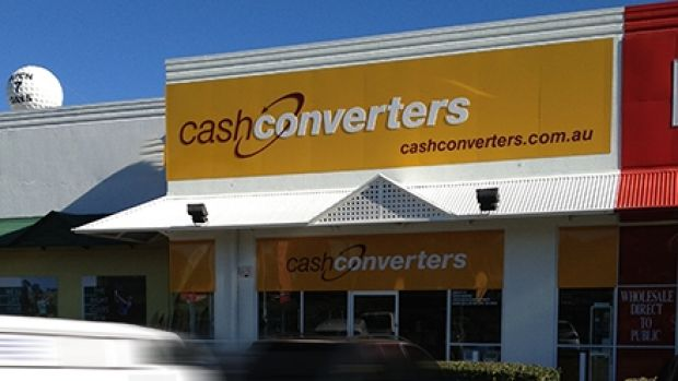 Cash Converters reported a return to profits, helped by a boom in online lending.