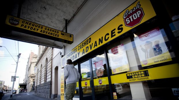 Consumer groups want tighter laws on payday lenders.