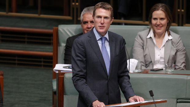 Social Services Minister Christian Porter says the changes are all about consistency.