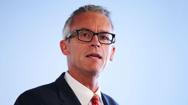 FFA chief David Gallop.
