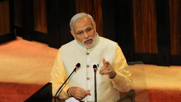 Hindu nationalist Indian Prime Minister Narendra Modi has been heavily criticised for not speaking out earlier against ...