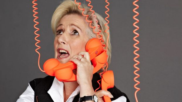 The irrepressible Jane Caro has built a career out of words.