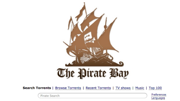 Several versions of The Pirate Bay web address have been added to the list of blocked sites.