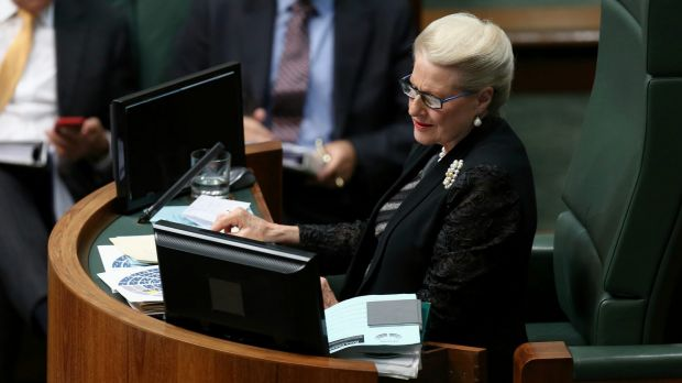 The statistics speak volumes about Speaker Bronwyn Bishop's management of the debating chamber, with 319 Labour MPs ...