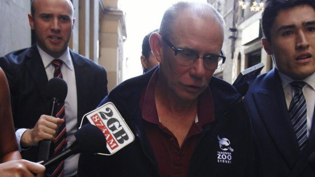 'I cannot believe we were tis [sic] stupid' allegedly stated Keith Hunter in an email.