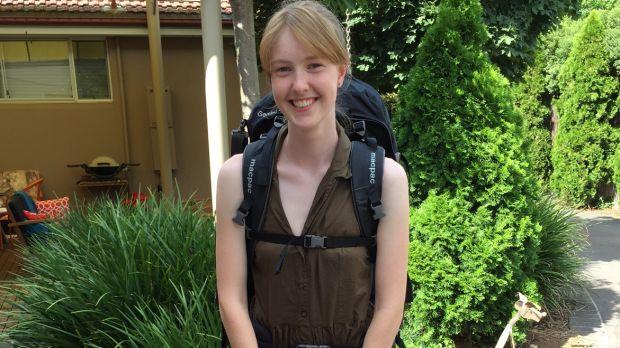 Zoe Marshall was in Vanuatu when cyclone Pam devastated the region.