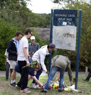 Friends and neighbours leave tributes for Masa Vukotic.