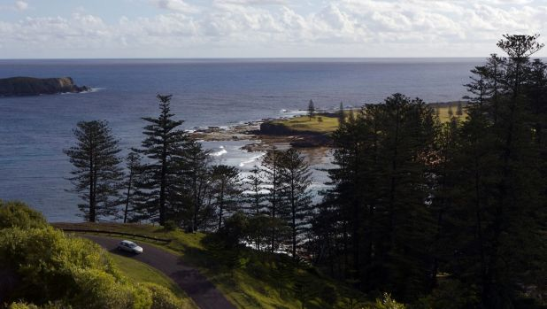 Enrolling to vote in federal elections became compulsory on Norfolk Island this year.