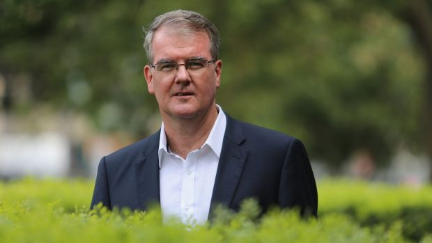 Michael Daley has been taken off the Treasury portfolio and instead given the planning and infrastructure and gaming and ...