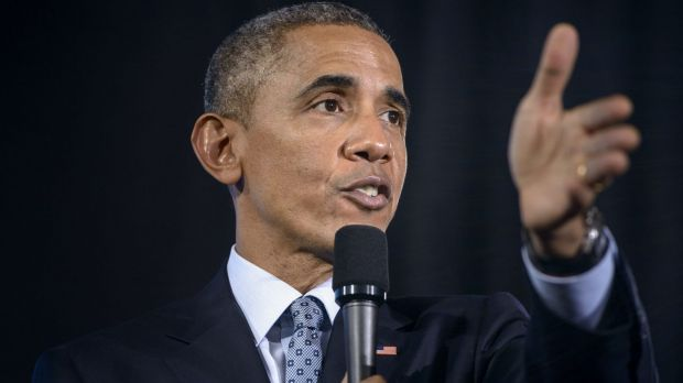 President Barack Obama has made climate change action a priority of his second term.