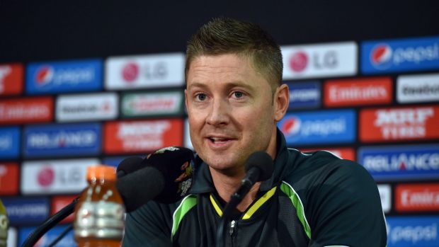 "Australia cricket team captain Michael Clarke: ""We treat this like a World Cup final."""