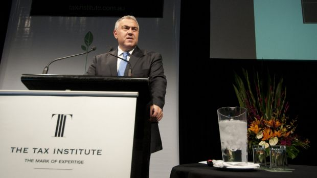 """""""Every day the senate rejects initiatives from government to reduce government spending the taxes of Australians ..."""