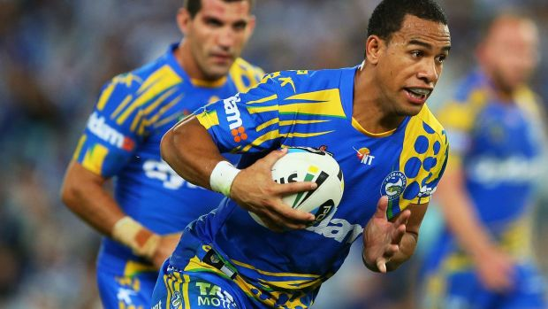 Number 1: Will Hopoate may face a challenge to his position next season.