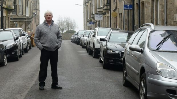 Jim McGrory, a hotelier of 40 years from St Andrews, Scotland, says his problems with Clydesdale have taken over his life.