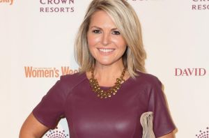 Georgie Gardner is the new co-host of Today.