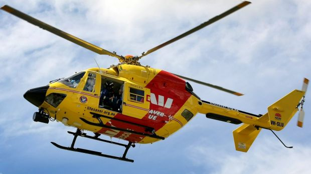The rescue helicopter service does not have enough staff at crucial regional bases, paramedics say.