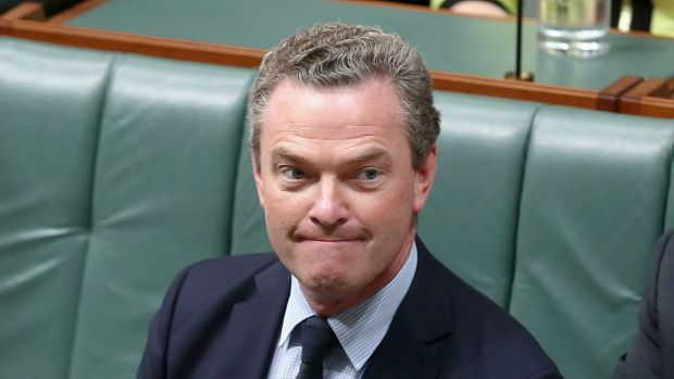 """""""We want to make the site even easier to use and understand"""": Christopher Pyne."""