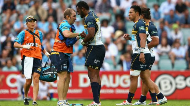 Tevita Kuridrani will miss up to eight weeks with a shoulder injury.