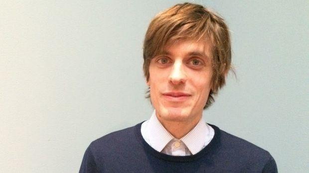 University of Oxford Associate Professor in machine learning Michael Osborne.
