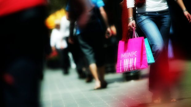 The Harper review recommended remaining restrictions on retail trading hours should be removed.