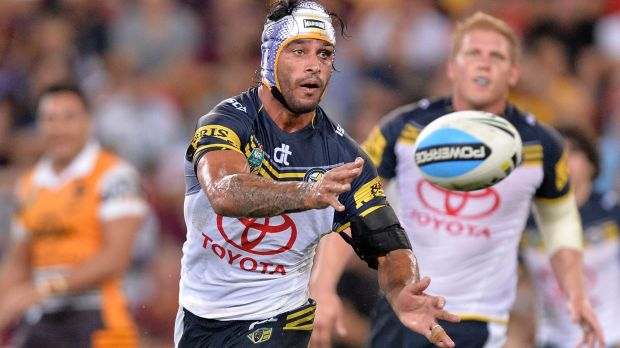 Now's the time: Johnathan Thurston and the Cowboys need to start winning, and soon.