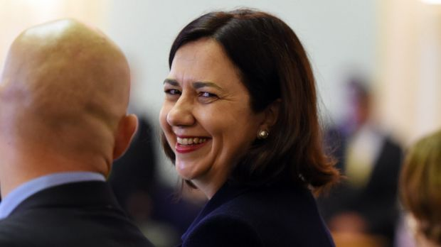 A new poll has given Annastacia Palaszczuk a good chance of remaining Queensland premier.