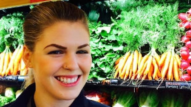 Belle Gibson told people she healed herself with a healthy diet.