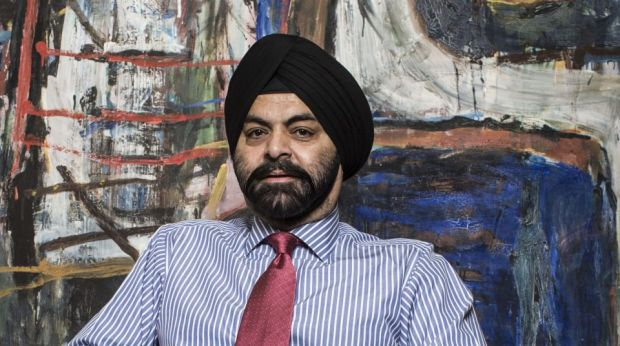 MasterCard global chief Ajay Banga says the Reserve Bank needs to consider all the economic costs of cutting card fees.