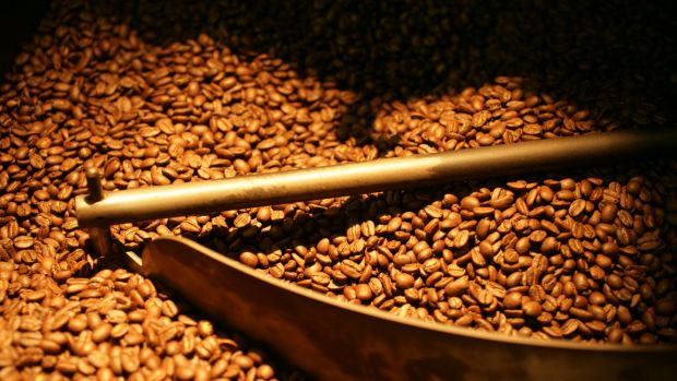 Coffee beans may look good out on display but they should be stored in a dark, airtight environment.