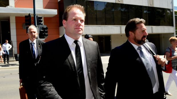 Former Port Adelaide and Carlton football player Nick Stevens has been sentenced to eight months in jail.