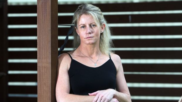 Only hope: Without the $25,000 pacemaker, Kerryn Barnett faces removal of her stomach.