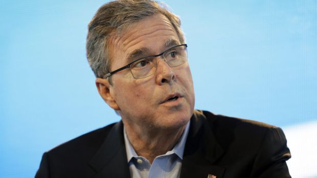 Leading Republican presidential candidate, Jeb Bush, has dramatically softened the zero-tolerance stance of his years as ...