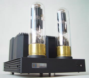Kronzilla Vacuum tube amplifiers.