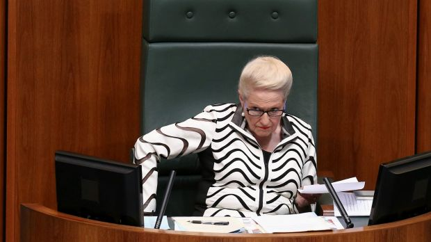 Speaker Bronwyn Bishop is under pressure over a string of revelations about her spending.