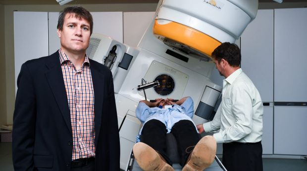 Paul Keall, a professor in the school of medicine at the University of Sydney has received funding to commercialise a ...