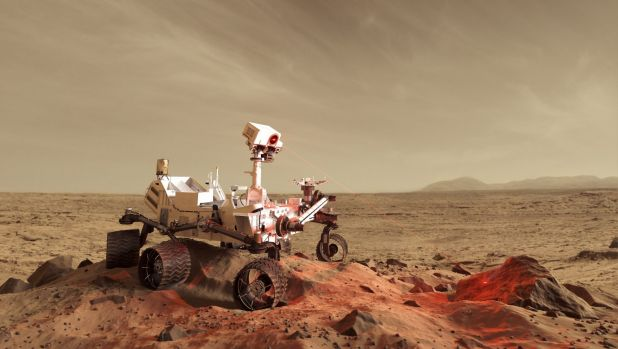 Scientists do not expect Curiosity to find aliens on Mars, but do hope to find signs of the key elements to life are present.