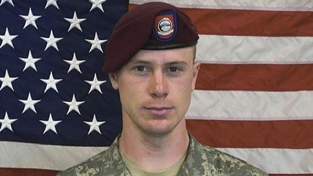 Bowe Bergdahl, the US army officer who was held by the Taliban for five years.