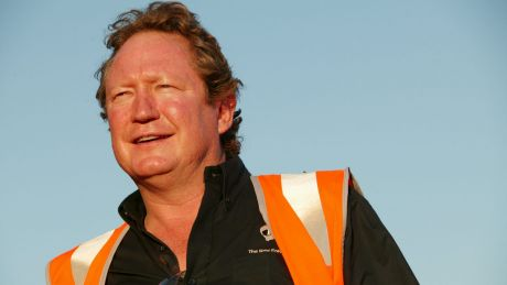 "Andrew Forrest's Fortescue says the court's decision ""has no impact on the current and future operations or mining ..."